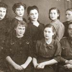 актеры - первые выпускники ГИТИСа (1938-1945 гг.)