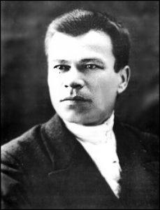 Основатель театра Виктор Савин